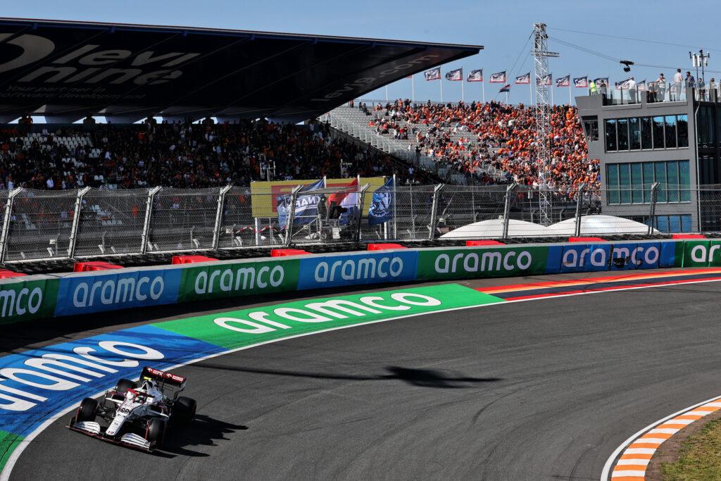 """F1   Alfa Romeo, Antonio Giovinazzi incredibile in Q3: """"Quel giro è stato spettacolare"""""""