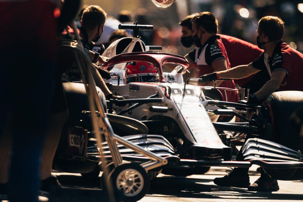 F1   Alfa Romeo, Kubica conclude in quindicesima posizione