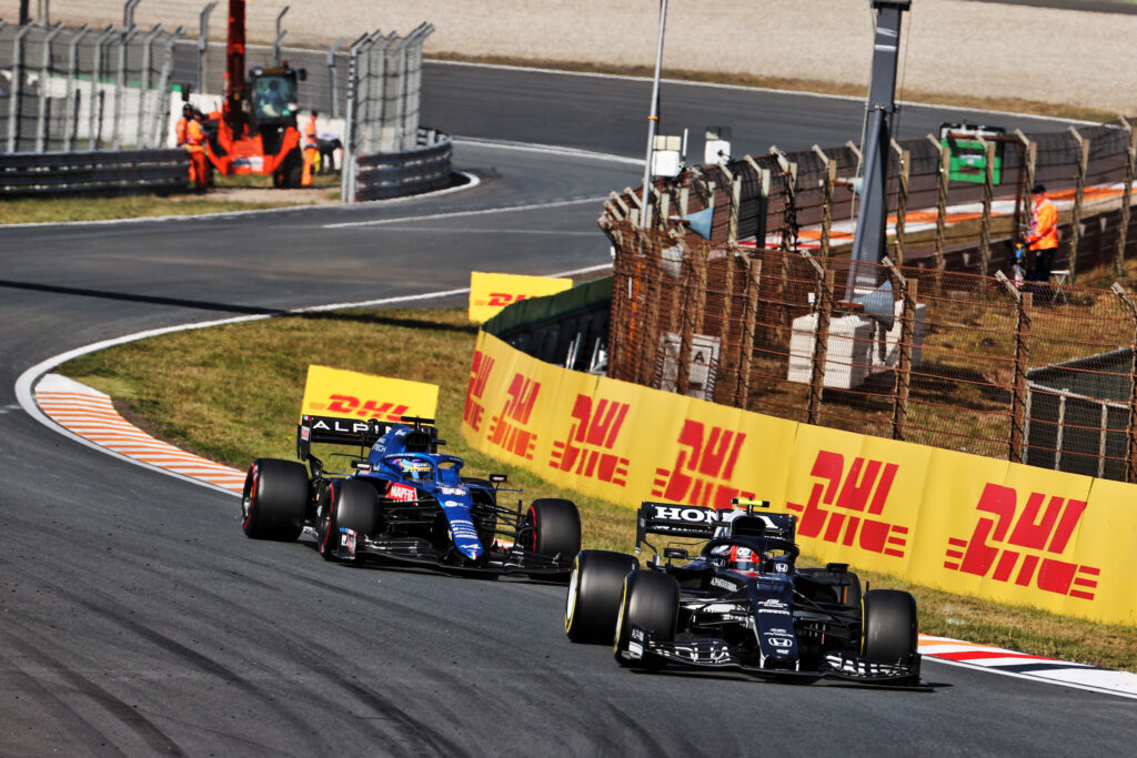 """F1   AlphaTauri, Pierre Gasly è quarto: """"La vettura volava!"""""""