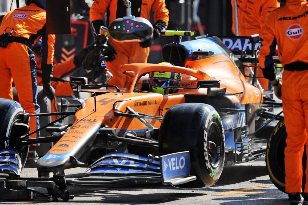 F1   Delusione McLaren nel Gran Premio d'Olanda
