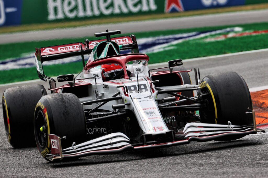"""F1   Alfa Romeo, Kubica: """"Non sono partito bene, dopodiché ho fatto un po' di rally alla Roggia"""""""