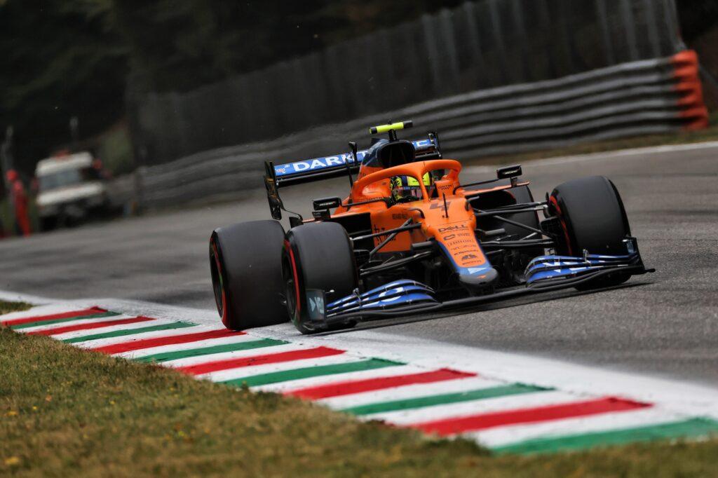 F1   McLaren, Norris in seconda fila nella Sprint Race di Monza