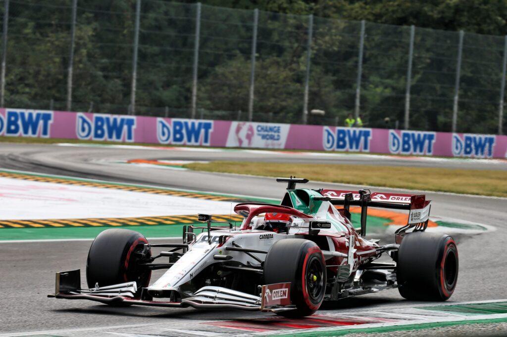 "F1 | Alfa Romeo, Kubica: ""Mazepin mi ha rovinato il giro"""