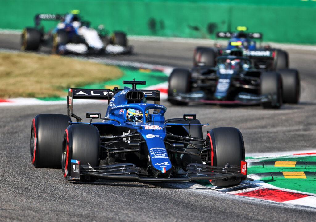 """F1   Alpine, Alonso: """"Non ho la miglior auto del midfield, ma ho il miglior team"""""""