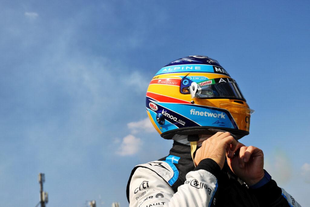 "F1 | Alpine, Fernando Alonso: ""E' stata una gara solitaria"""