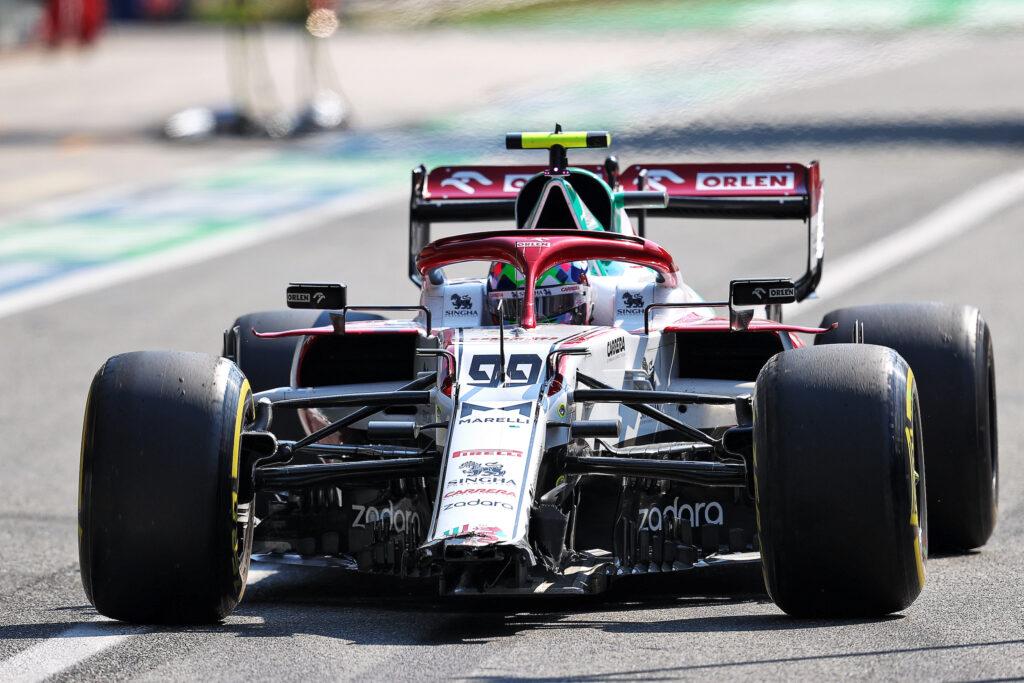 """F1   Alfa Romeo, Antonio Giovinazzi: """"Speravo di più per la mia gara a Monza"""""""
