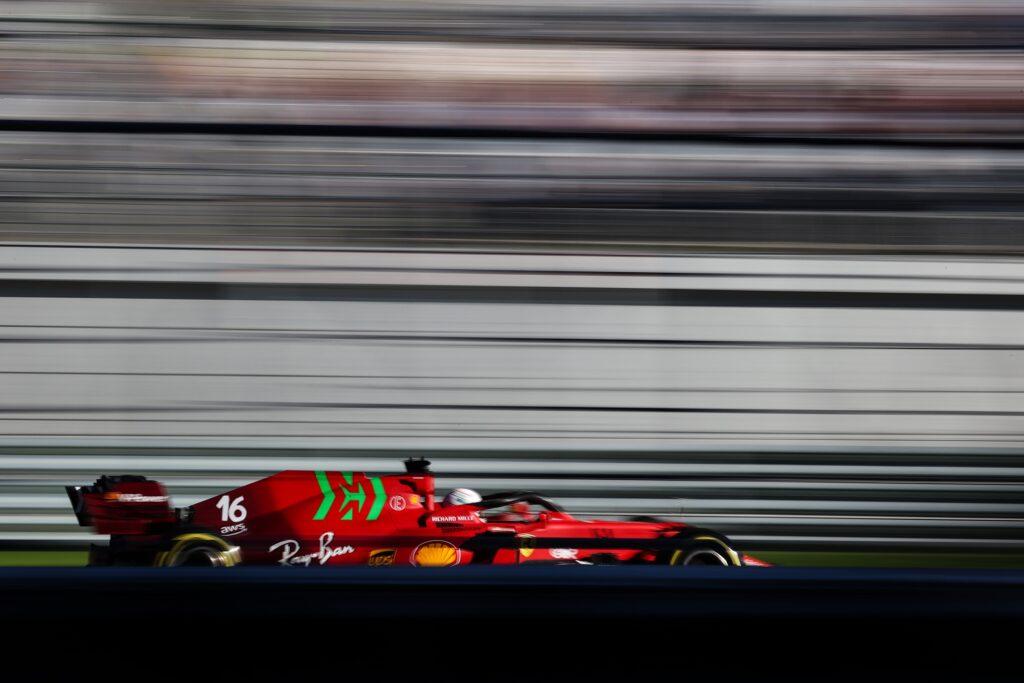 F1 | Ferrari, Leclerc concentrato sul passo gara vista l'ultima fila già assicurata