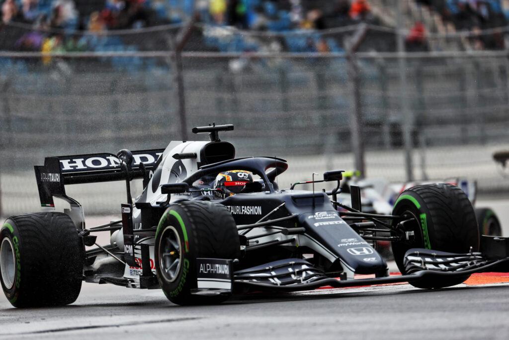 """F1   AlphaTauri, Yuki Tsunoda è tredicesimo: """"Sono soddisfatto"""""""