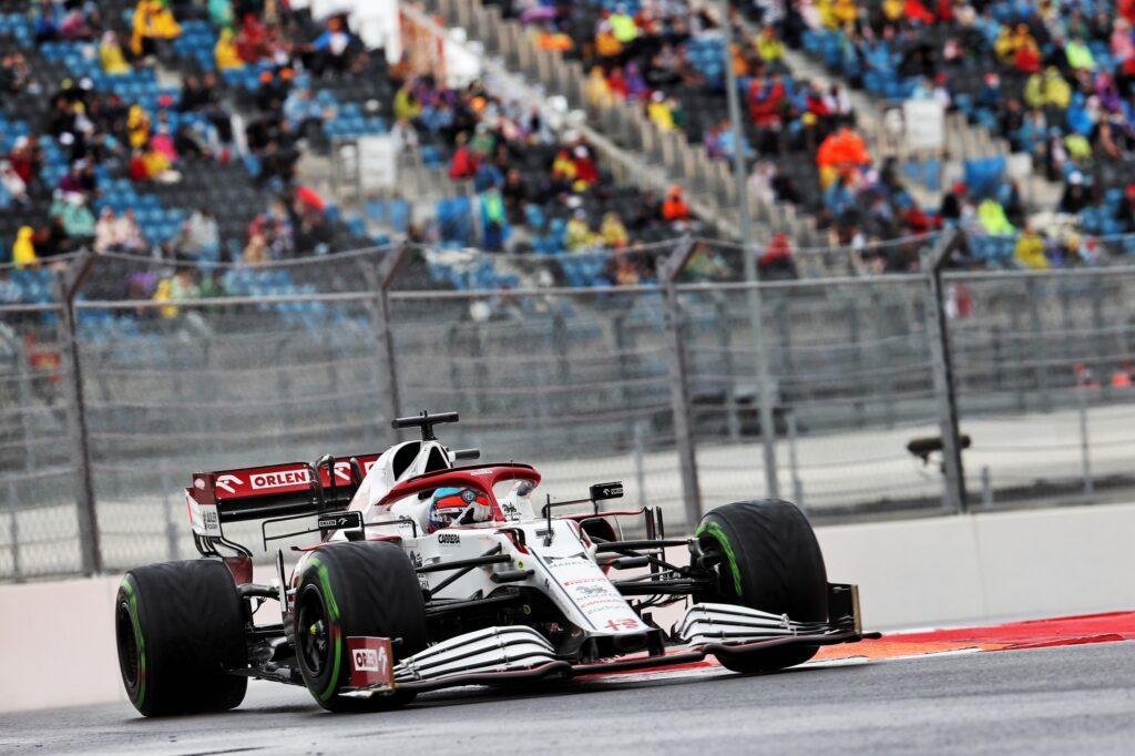 F1   Alfa Romeo, a Sochi quattro punti conquistati grazie a Raikkonen