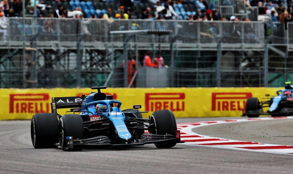"""F1   Alpine, Alonso: """"Meritavamo il podio, ma siamo soddisfatti"""""""