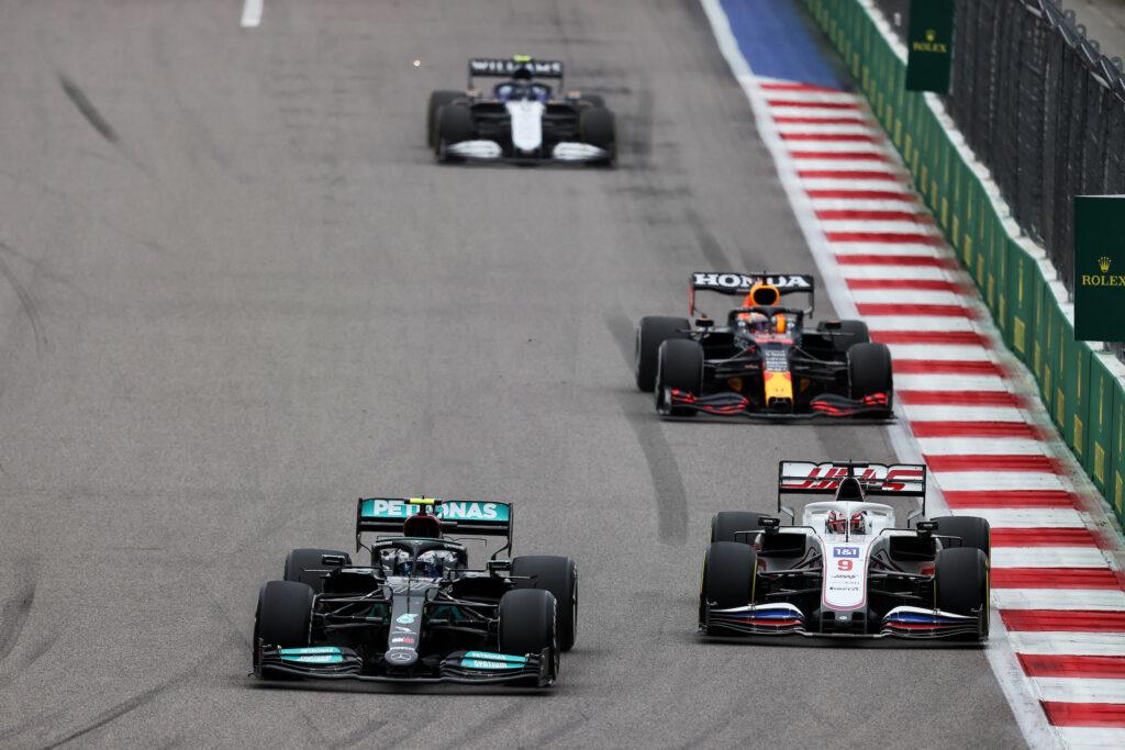 "F1 | Mercedes, Valtteri Bottas: ""È stata una gara difficile"""