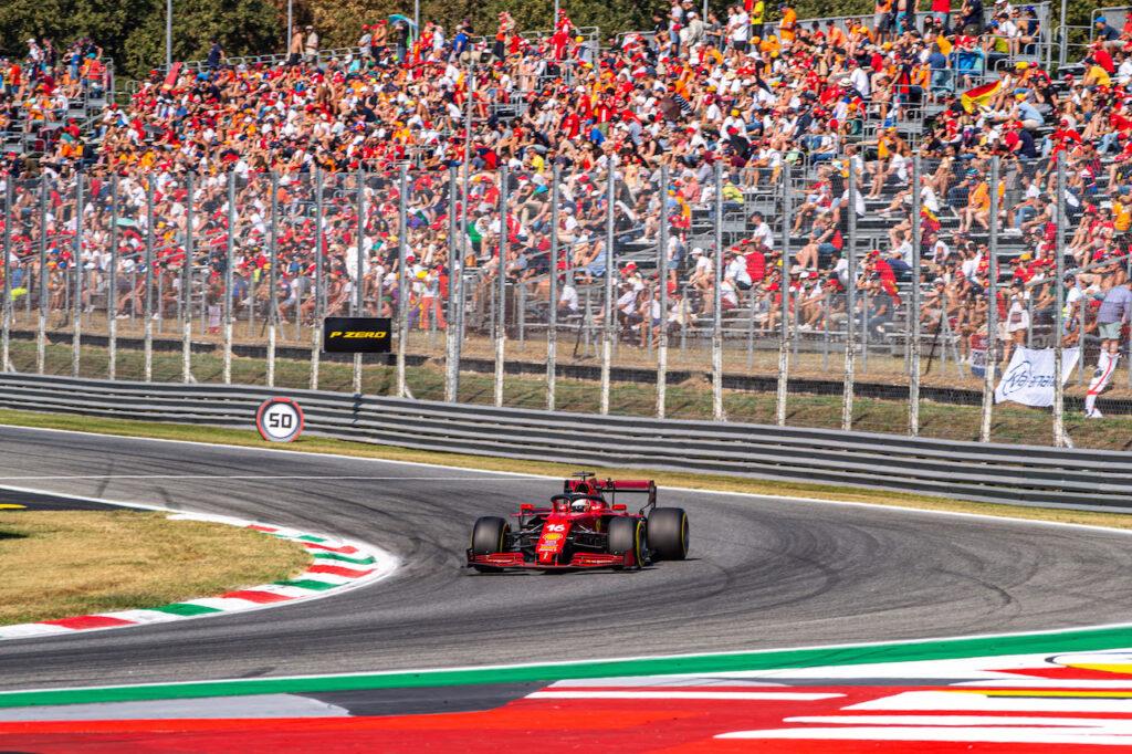 Formula 1   GP Italia, Leclerc ai piedi del podio a Monza