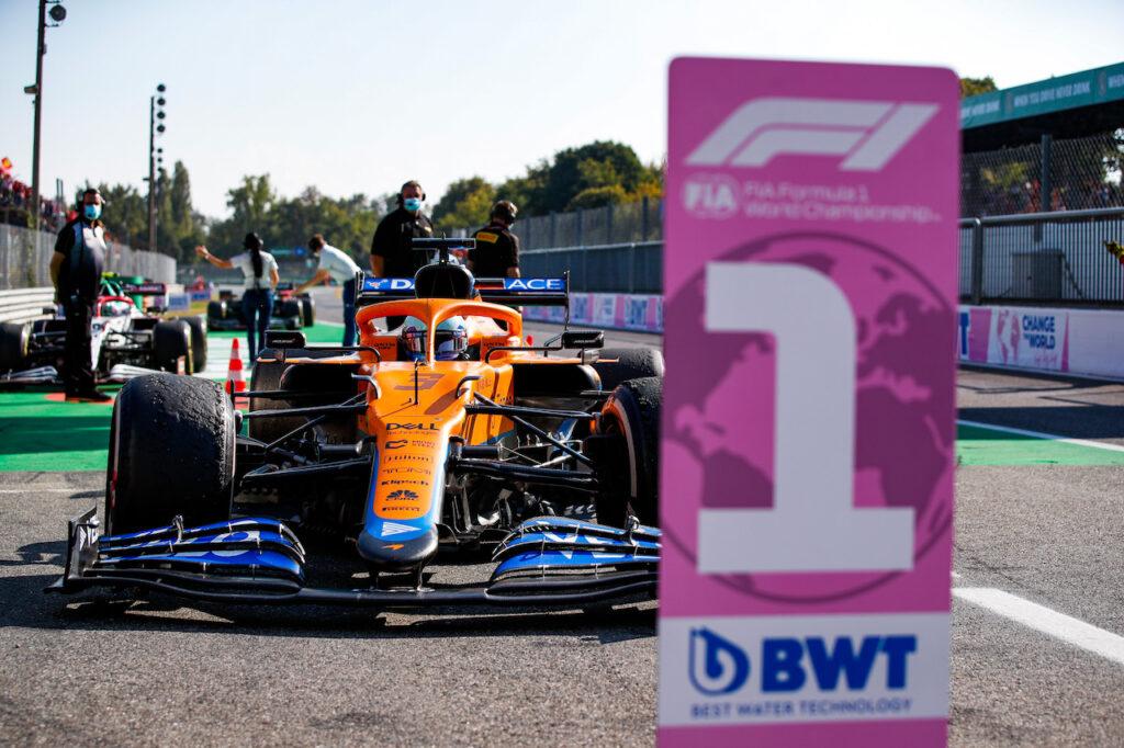 F1   GP Italia, Ricciardo vince a Monza con una strategia a singolo stop