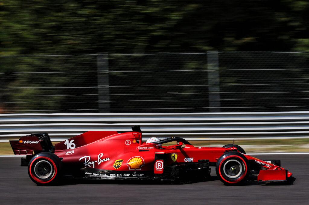 F1   Leclerc a Monza oltre i limiti della macchina, ma quanto pazienterà?