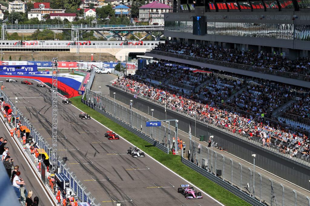 """F1   GP Russia, Brembo """"spegne"""" 800 candeline a Sochi"""