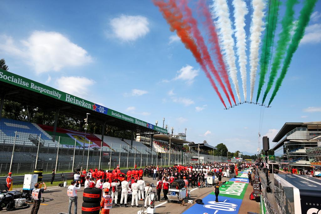 F1 | GP Monza 2021: anteprima e orari del weekend