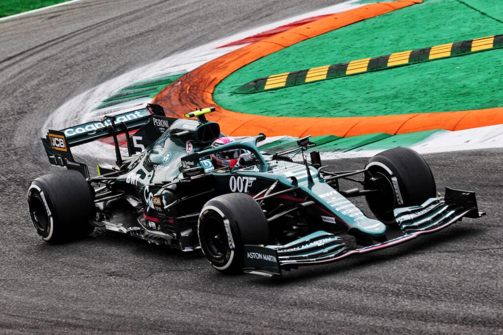 """F1   Vettel sul GP di Russia: """"Importante trovare un buon bilanciamento"""""""