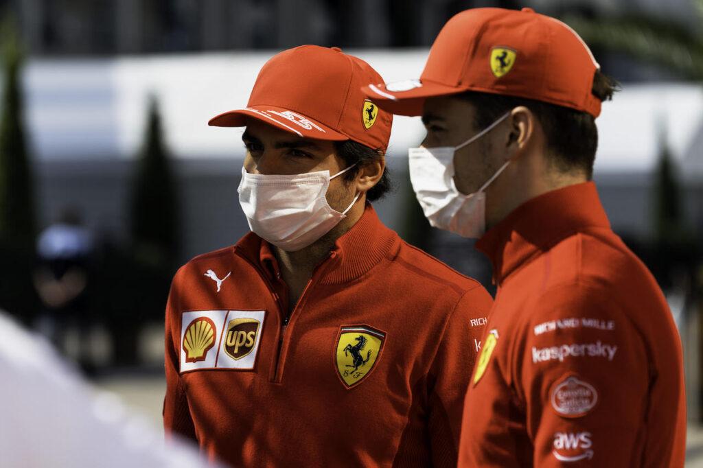F1 | GP Turchia, le valutazioni di Sainz e Leclerc nel giovedì di Istanbul