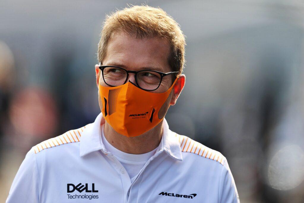 """F1   McLaren, Seidl dopo Istanbul: """"Impossibile fare meglio del settimo posto"""""""