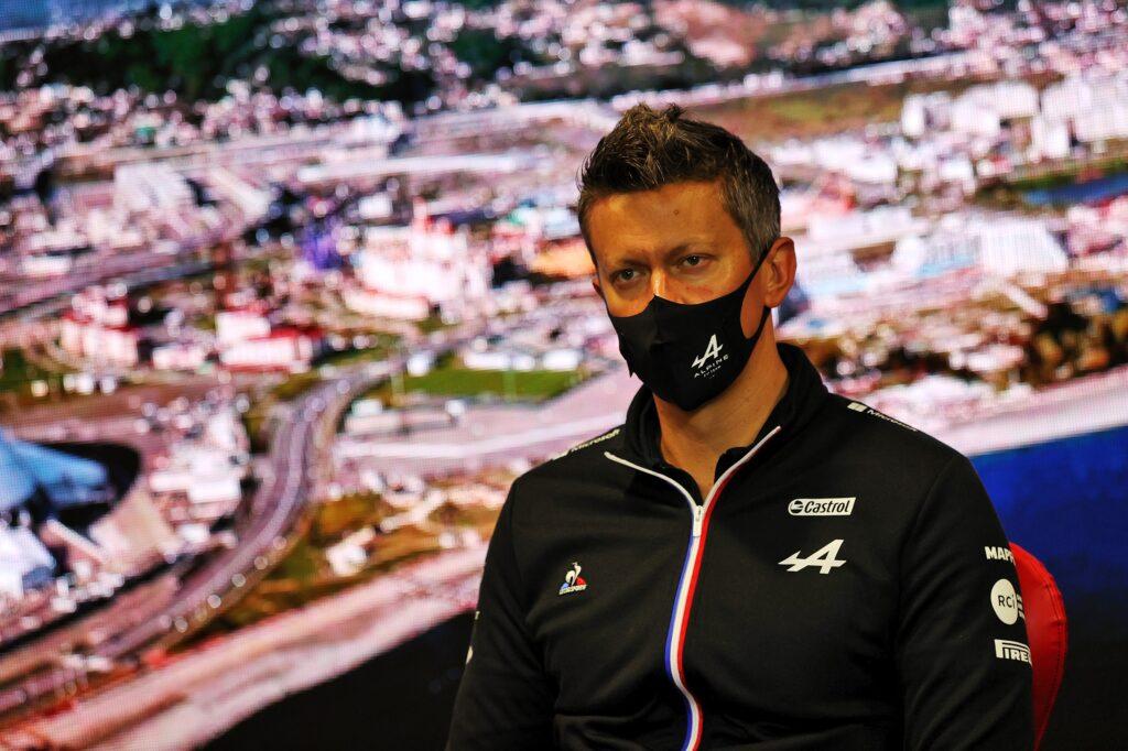 "F1 | Alpine, Budkowski: ""La gara di Fernando è stata rovinata dopo una curva"""