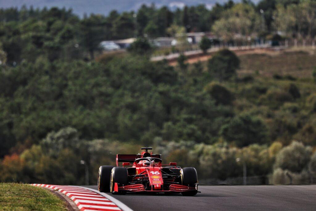 """F1   Ferrari, Leclerc: """"La vettura mi ha dato delle buone sensazioni"""""""