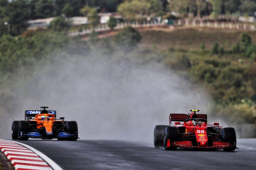 F1 | Ferrari, qualifica strategica per Sainz in Turchia
