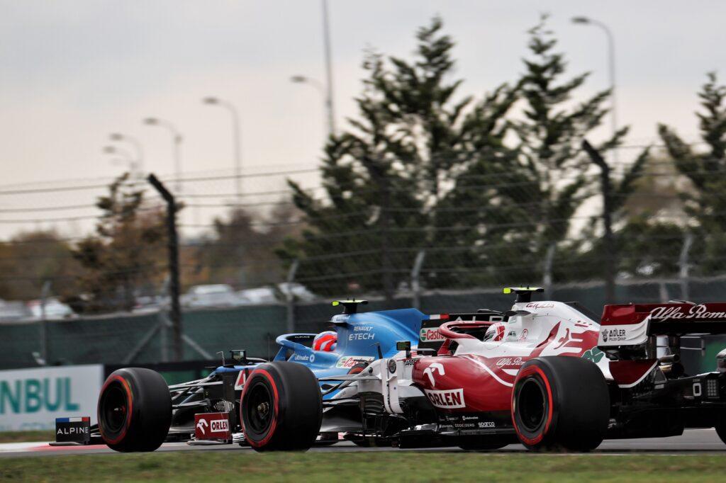 F1 | Alfa Romeo senza punti dopo la buona prestazione a Istanbul