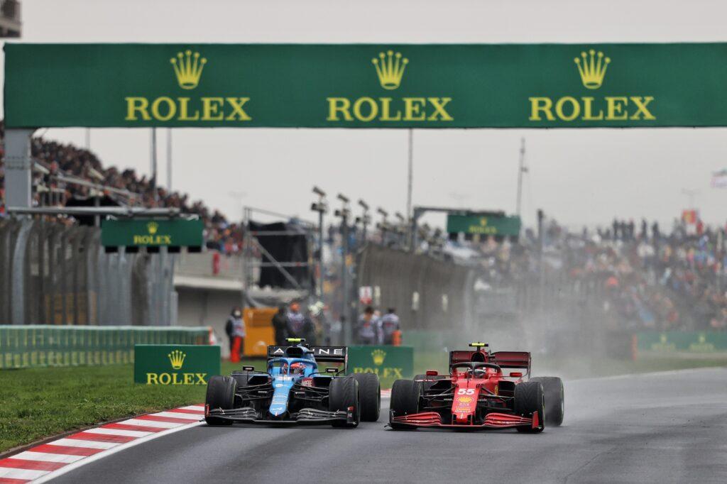 """F1   Ferrari, Sainz commenta la rimonta: """"Una delle gare più belle della mia carriera"""""""