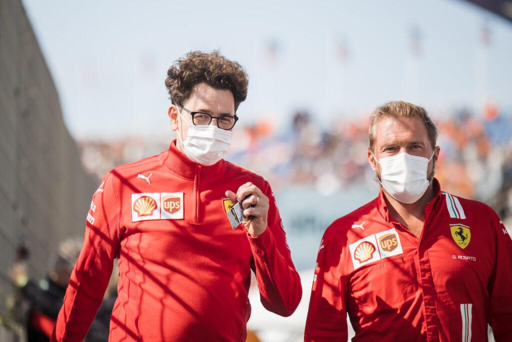 Formula 1 | Ferrari, Binotto assente anche nei GP di Messico e Brasile