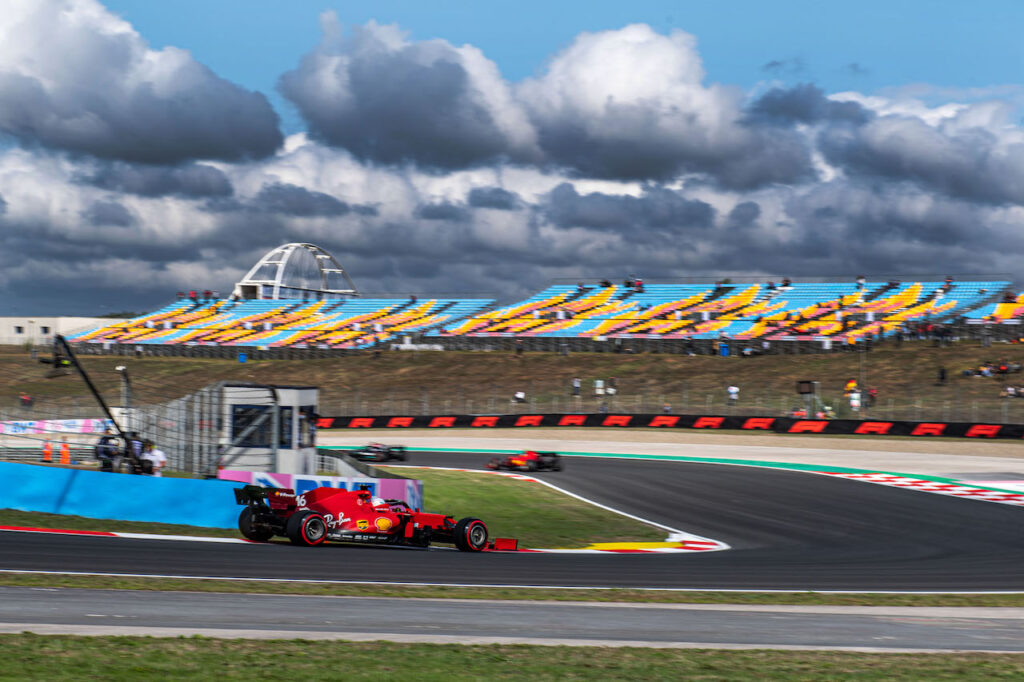 Formula 1   Ferrari, un venerdì su due fronti all'Istanbul Park