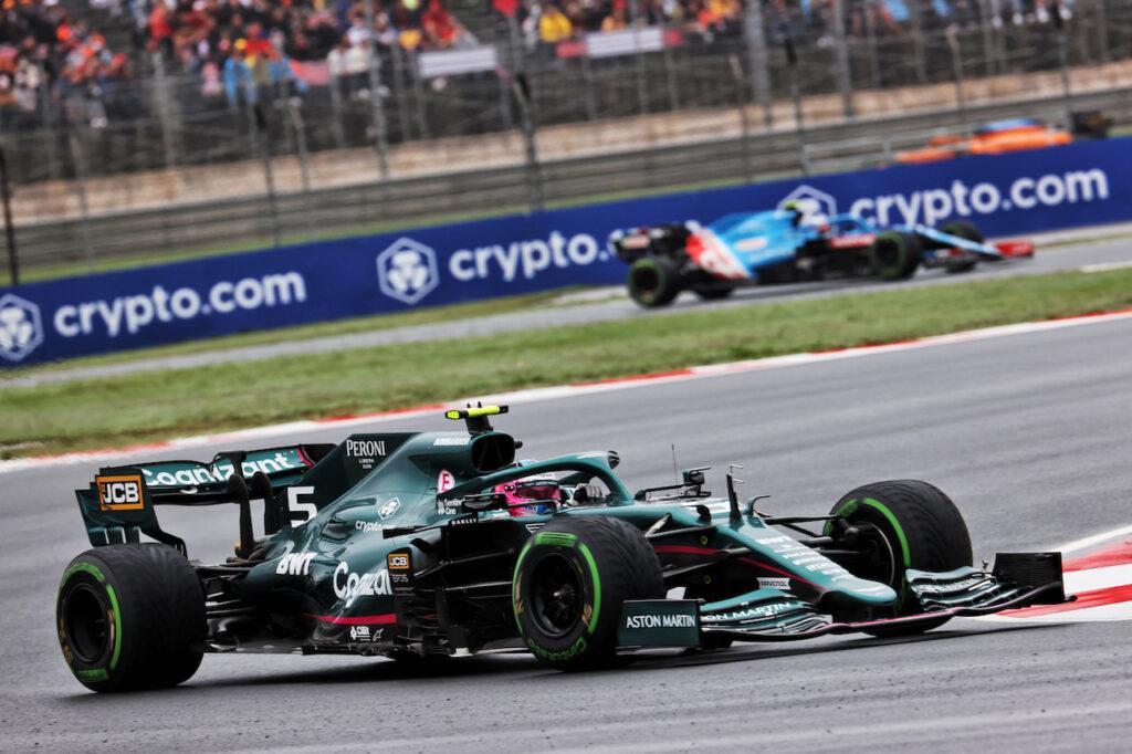 F1 | Vettel e l'isola (felice) che non c'è