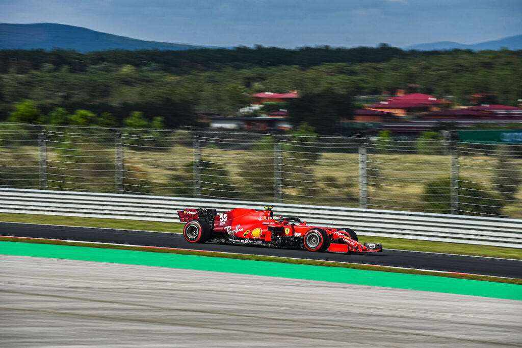 F1   Ferrari in top cinque nelle prime libere di Istanbul