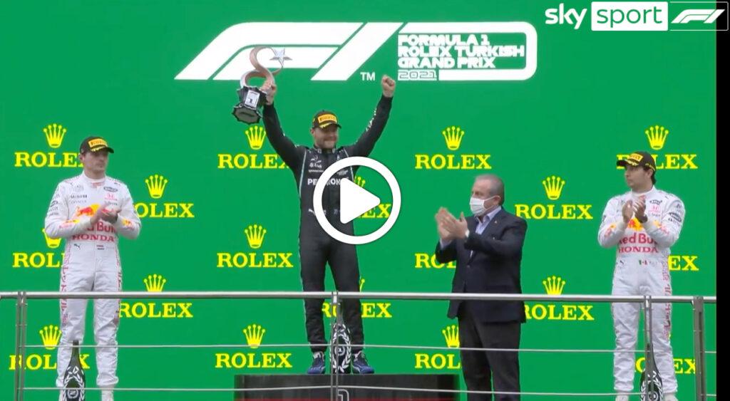 F1 | GP Turchia, Ferrari all'attacco nella giornata di Bottas: l'analisi di Mara Sangiorgio [VIDEO]