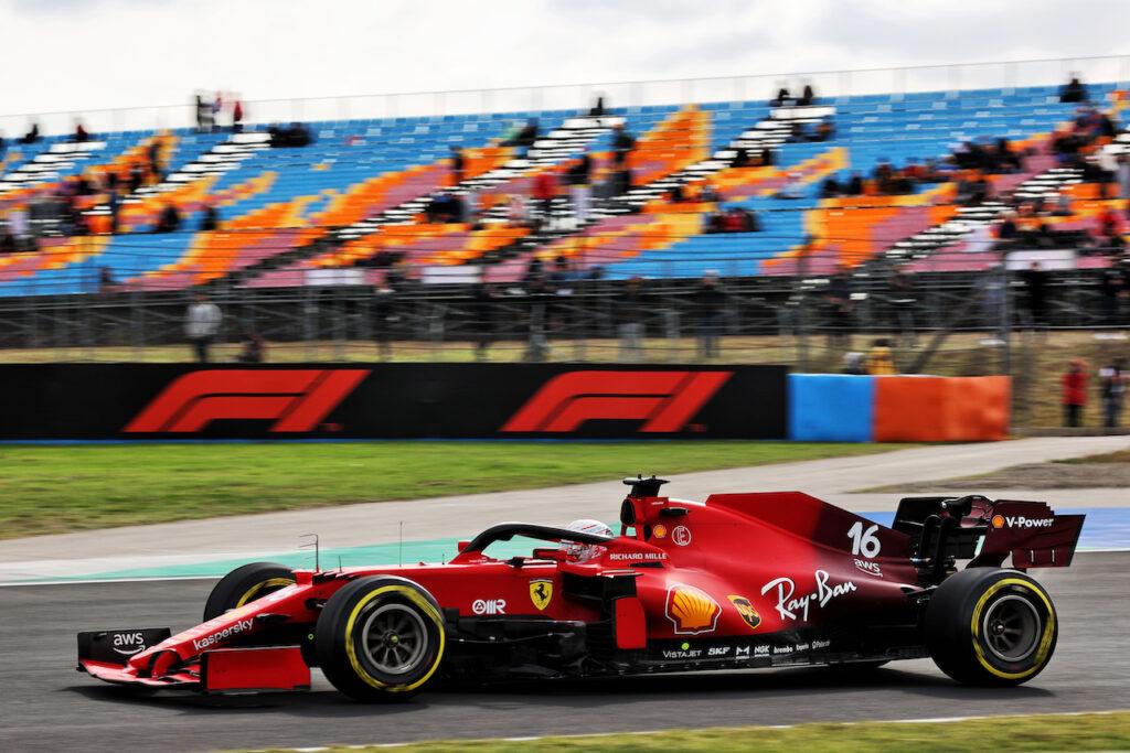 F1   Ferrari ottiene con Leclerc la seconda fila nel Gran Premio di Turchia