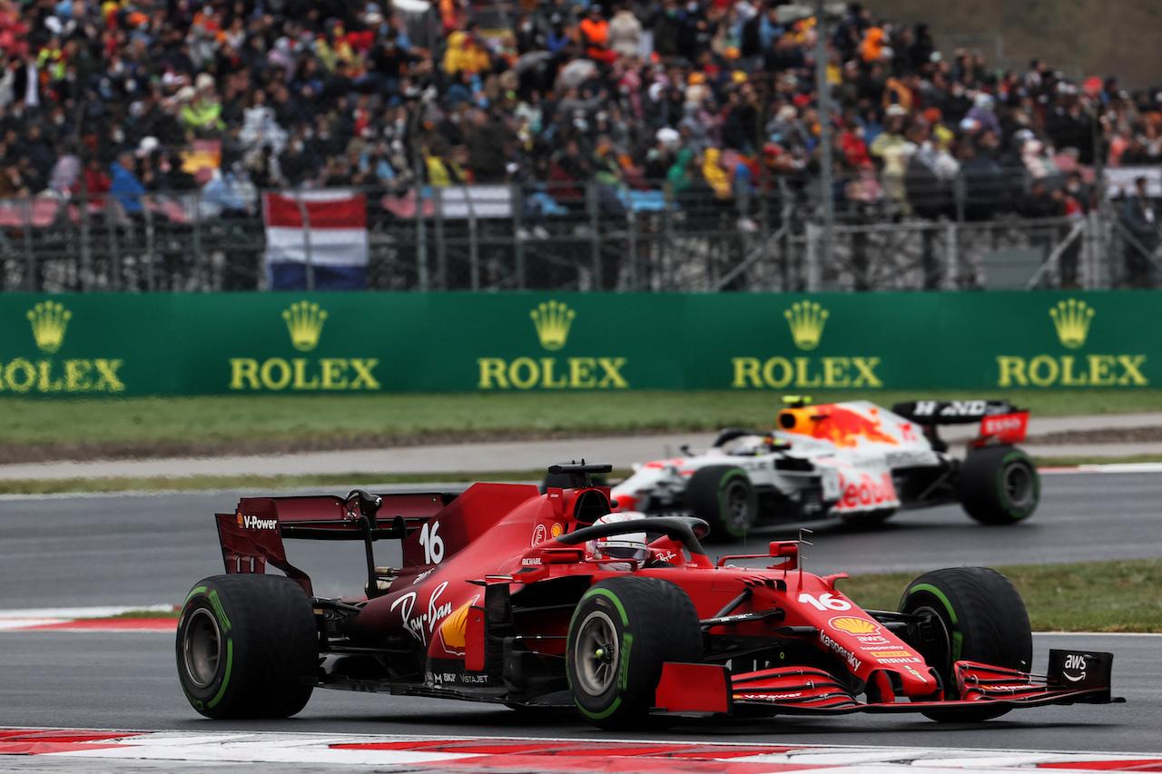 """Formula 1   Ferrari, il """"Race Recap"""" del Gran Premio di Turchia"""