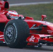 """Kimi Raikkonen: """"L'impressione e' molto positiva"""""""