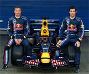 Si e' concluso positivamente il secondo test della Red Bull RB4