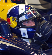 David Coulthard alla quarta stagione con la Red Bull Racing