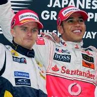 Kovalainen tende la mano a Hamilton per restare in McLaren a lungo