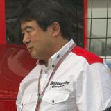 La Bridgestone chiude in Brasile la stagione 2007 congratulandosi con Kimi