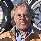 Papa' Rosberg intraprende una carriera giornalistica