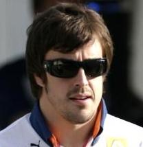 Alonso afferma che non e' certo il suo passaggio alla Ferrari