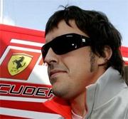 """Santander: """"Alonso alla Ferrari sarebbe un sogno"""""""