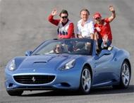 """Alonso con la Ferrari a Valencia: """"Un giorno importante per me"""""""