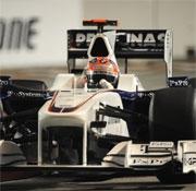 BMW: Heidfeld e Kubica in top 10 in qualifica a Singapore