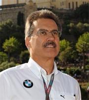 """Theissen: """"L'attuale crisi non compromettera' il futuro della Formula 1"""""""