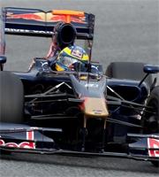 Toro Rosso STR4: Bourdais soddisfatto dopo il primo giorno