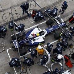 Bridgestone: Shanghai, un circuito particolarmente severo per gli pneumatici