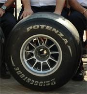 La Bridgestone lascera' la F1 dopo il 2010