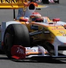 """Fernando Alonso: """"A Spa continuero' a spingere al massimo"""""""